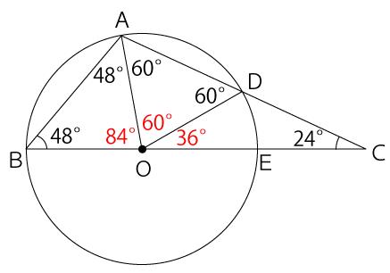 円弧の比率