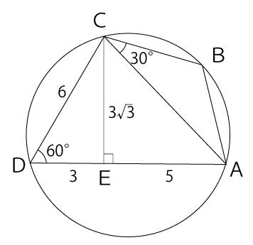 三角比の定義で辺の長さを求める