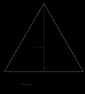 正三角形の面積